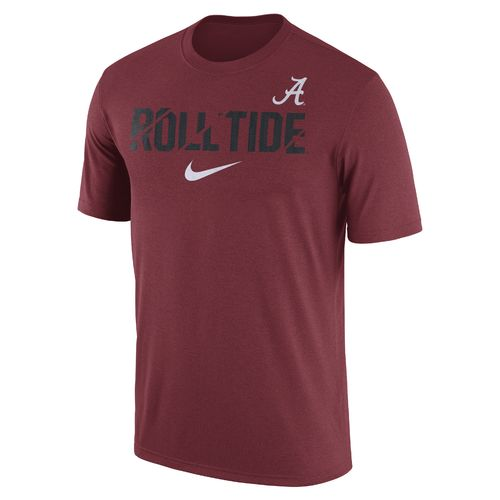 Nike Men's University of Alabama Legend Ignite T-shirt - view number 1
