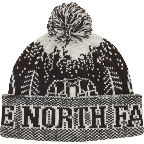 The North Face® Men's Fair Isle Pom Beanie