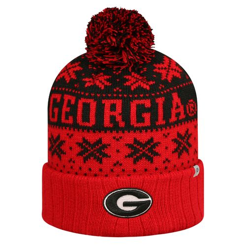 Top of the World Men's University of Georgia Subarctic Knit Cap