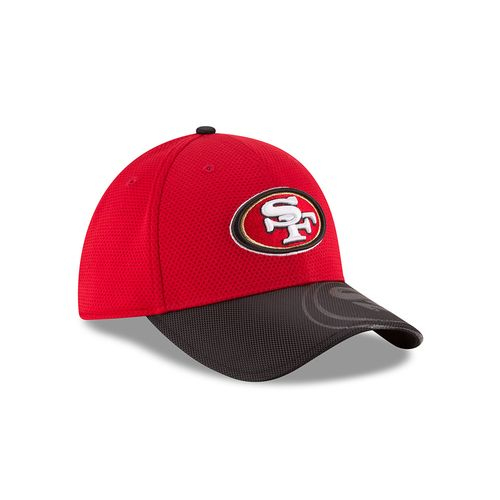 New Era Men's San Francisco 49ers NFL16 39THIRTY Cap - view number 4