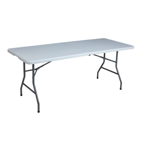 Display product reviews for Academy Sports + Outdoors 6 ft Bifold Table