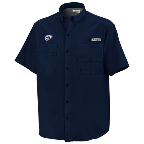 Columbia Sportswear Men's University of Texas at El Paso Tamiami™ Button Down Shirt
