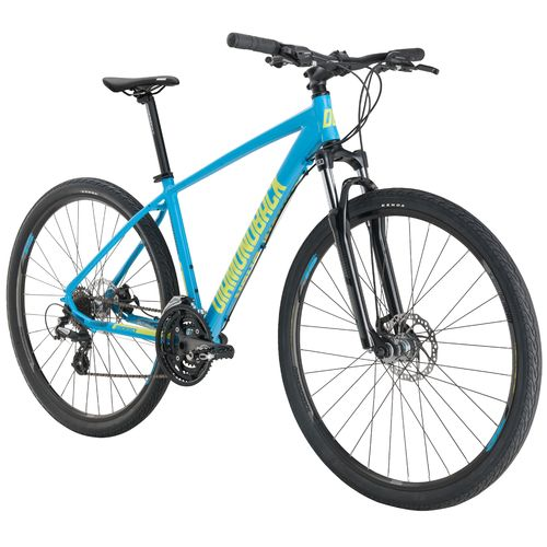 Diamondback Men's Trace Sport 700c 24-Speed Dual-Sport Hybrid Bike - view number 1
