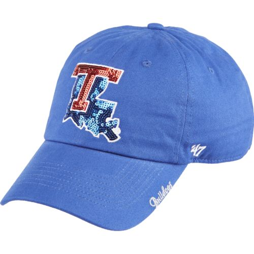 '47 Women's Louisiana Tech University Sparkle Clean Up Cap