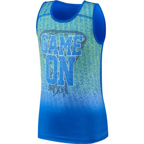 BCG Boys' Game On Graphic Tank Top