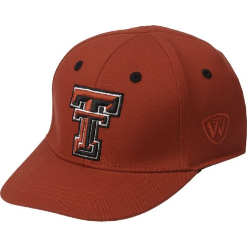 Top of the World Infants' Texas Tech University Cub Cap