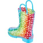 Austin Trading Co. Girls' Ombre Heart Boots - view number 3