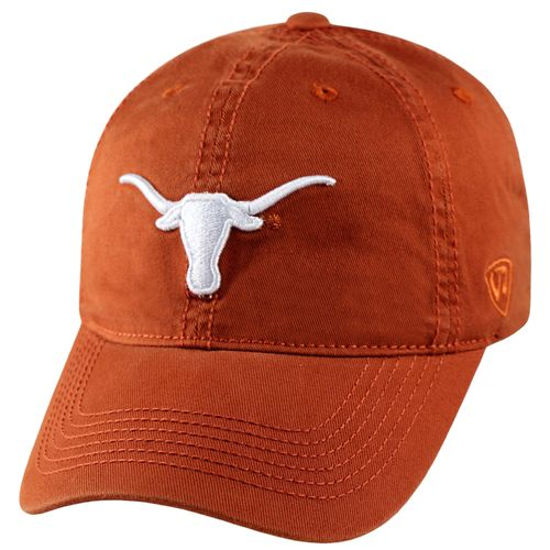 Top of the World Adults' Sienna Adjustable Texas Baseball Cap