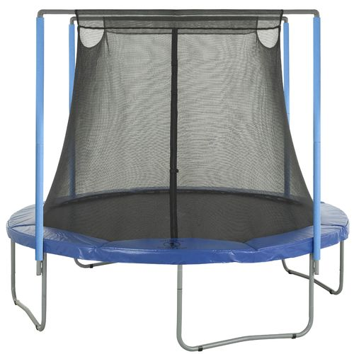 Upper Bounce® Replacement Trampoline Enclosure Safety Net for 12' Round Frames with 2 Arche - view number 4