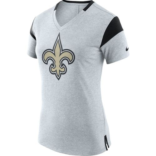 Nike™ Women's New Orleans Saints Short Sleeve T-shirt - view number 1