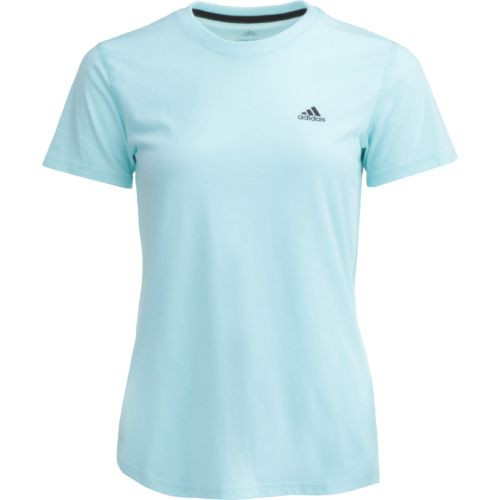 Display product reviews for adidas Women's Ultimate Short Sleeve T-shirt