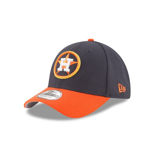 New Era Men's Houston Astros MLB 17 Diamond Era 39THIRTY Cap