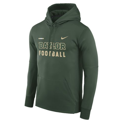Nike™ Men's Baylor University Therma-FIT Pullover Hoodie