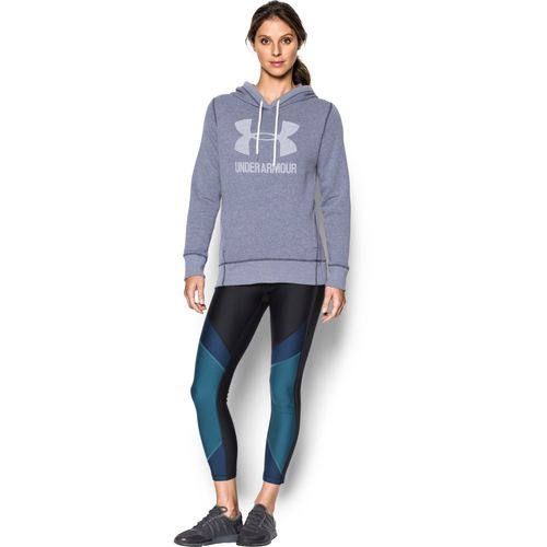 Under Armour Women's Favorite Fleece Sportstyle Pullover Hoodie