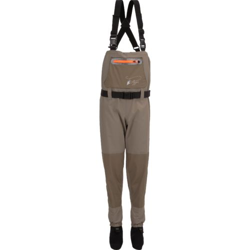 frogg toggs Boys' Hellbender Breathable Stockingfoot Wader