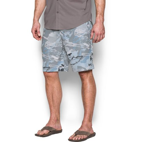 Under Armour Men's Fish Hunter Flat Front Short - view number 3