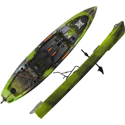 Display product reviews for Perception Pescador Pilot 12' Sit-on-Top Pedal Kayak