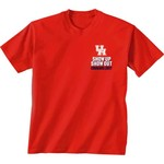 New World Graphics Men's University of Houston Football Schedule '17 T-shirt - view number 2