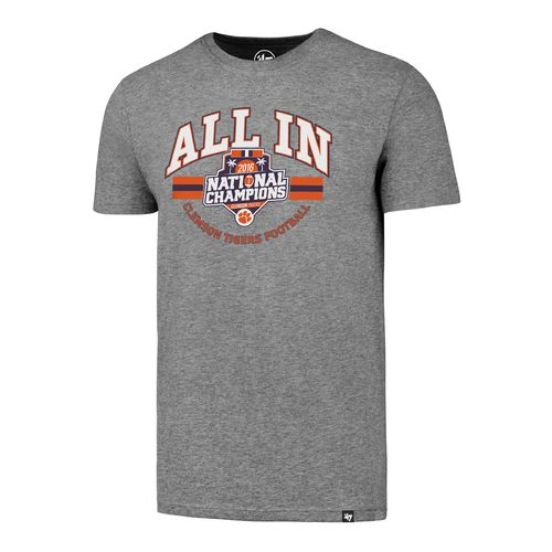 '47 Men's Clemson University 2017 All In Football Spring Game Club T-shirt - view number 1