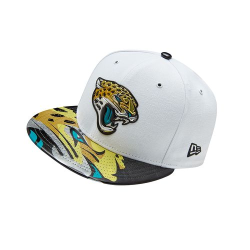 New Era Men's Jacksonville Jaguars 59FIFTY NFL17 Official On Stage Cap - view number 9