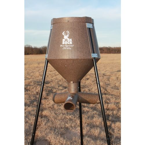 Display product reviews for Boss Buck All In Series 200 lb Protein Feeder