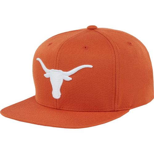 We Are Texas Men's University of Texas Contact Flat Brim Cap - view number 2