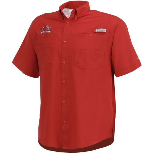 Columbia Sportswear Men's Lamar University Tamiami™ Button Down Shirt - view number 3
