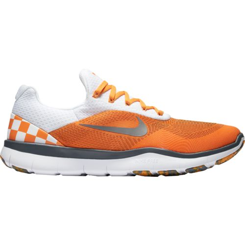 Display product reviews for Nike Men's University of Tennessee Free Trainer V7 Week Zero Training Shoes