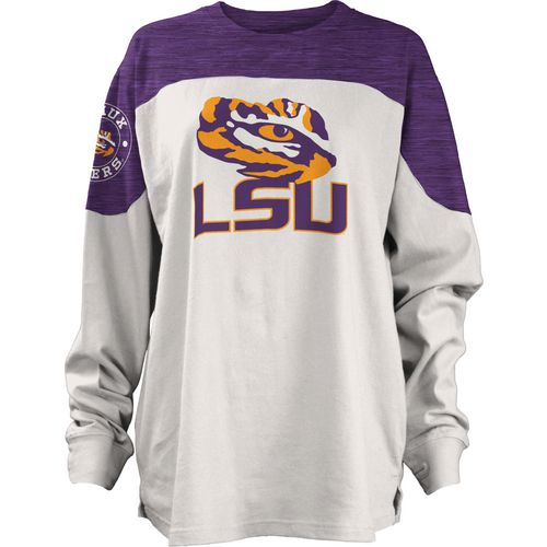 Three Squared Juniors' Louisiana State University Cannondale Long Sleeve T-shirt