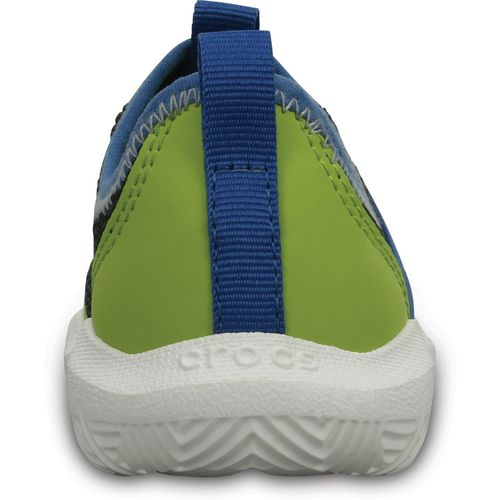 Crocs Boys' Swiftwater Easy-On Shoes - view number 5
