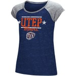 Colosseum Athletics Girls' University of Texas at El Paso Sprints T-shirt - view number 1