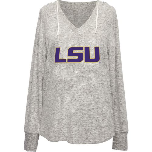 Chicka-d Women's Louisiana State University V-neck Hoodie