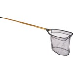 Frabill Power Stow 14 in x 18 in Tangle-Free Micromesh Telescoping Fish Net - view number 2