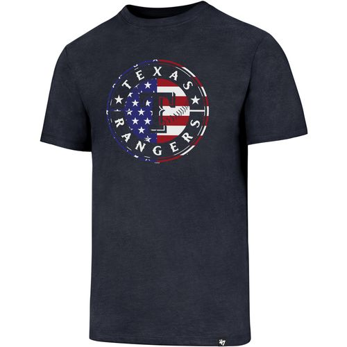 '47 Texas Rangers Star Spangled Banner Club T-shirt