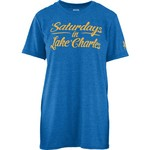 Three Squared Juniors' McNeese State University Saturday T-shirt - view number 1