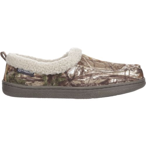 Display product reviews for Magellan Outdoors Men's Realtree Xtra Mule Slippers
