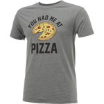 Big Bend Outfitters Men's You Had Me at Pizza Short Sleeve T-shirt - view number 3