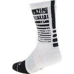 Nike Men's Elite 1.5 Graphic Crew Basketball Socks - view number 2