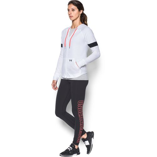Under Armour Women's Sportstyle Full Zip Training Hoodie - view number 5