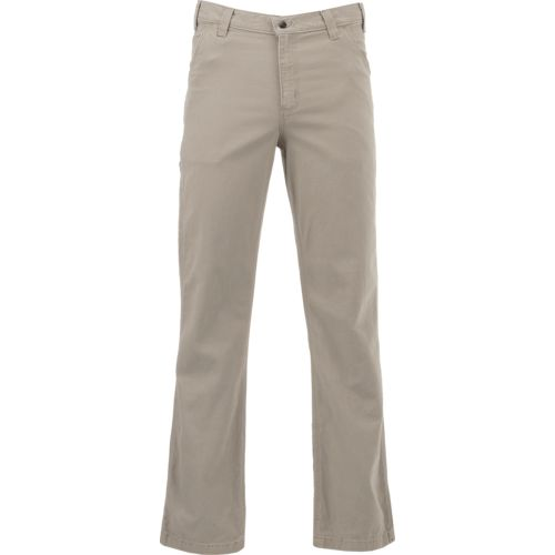 Carhartt Men's Rugged Flex Rigby Dungaree Work Pant