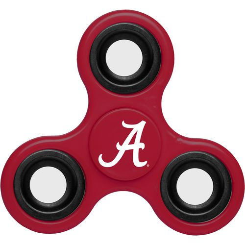 Forever Collectibles University of Alabama Diztracto 3-Way Spinnerz Toy