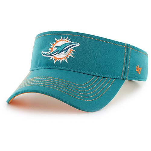 '47 Miami Dolphins Defiance OTC Visor - view number 1