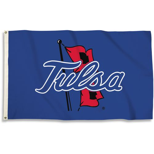 BSI University of Tulsa 3 ft x 5 ft Flag
