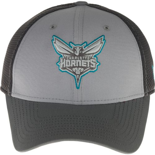 New Era Men's Charlotte Hornets Grayed Out 39THIRTY Neo Cap