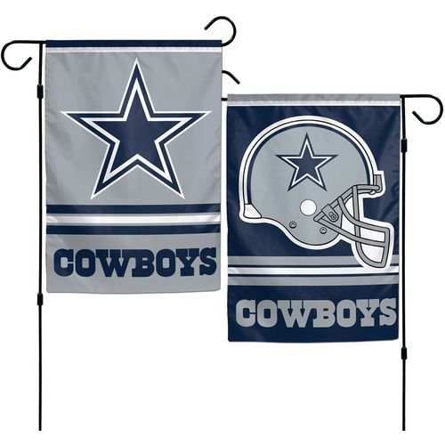 WinCraft Dallas Cowboys 2-Sided Garden Flag