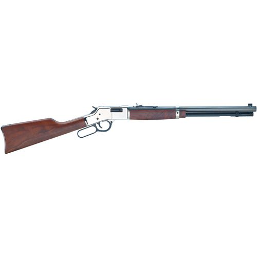 Henry Big Boy Silver .357 Magnum/.38 Special Lever-Action Rifle
