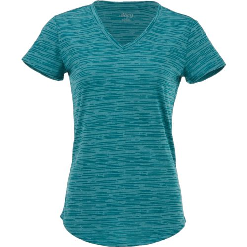 Display product reviews for BCG Women's Athletic Horizon Burnout T-shirt