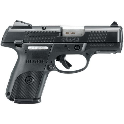 Ruger SR40C Compact .40 S&W Pistol