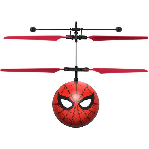 World Tech Toys Marvel Spider-Man Homecoming IR UFO Ball Helicopter - view number 3