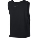 Nike Women's Dry Top Muscle Cropped Tank Top - view number 1